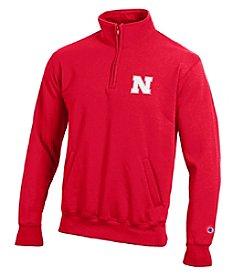 Champion® NCAA® Nebraska Cornhuskers Men's Team 1/4 Zip