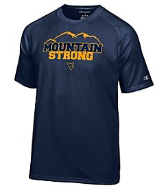 Champion® NCAA® West Virginia Mountaineers Men's Short Sleeve Tee