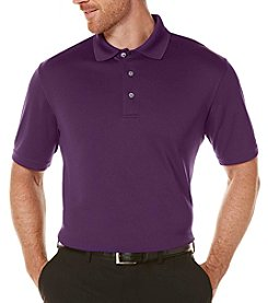 PGA TOUR® Men's Airflux Solid Polo