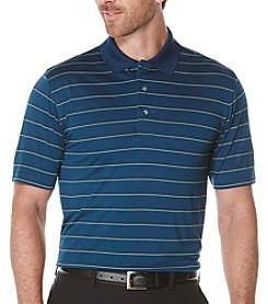 PGA TOUR® Men's 3 Color Airflux Short Sleeve Polo