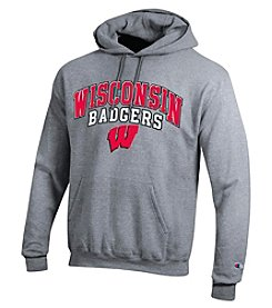 Champion® NCAA® Wisconsin Badgers Men's Team Hoodie