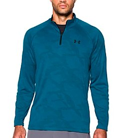 Under Armour® Men's UA Tech™ Jacquard Quarter Zip Pullover