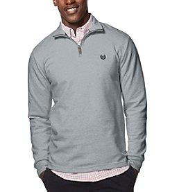 Chaps® Men's Big & Tall Long Sleeve Quarter Zip Pullover