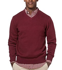 Chaps® Men's Big & Tall Classic V-Neck Sweater