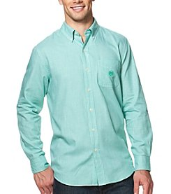 Chaps Men's Big & Tall Easycare Long Sleeve Button Down Shirt