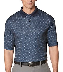 Jack Nicklaus Men's Mini Foulard Print Polo