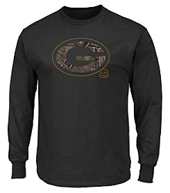 NFL® Green Bay Packers Camo Tech Patch Long Sleeve Tee