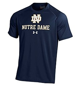 Under Armour® NACC® Notre Dame Fighting Irish Men's Short Sleeve Tech Tee