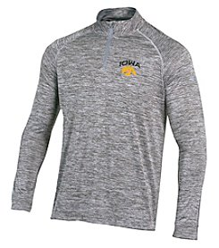 Under Armour® NCAA® Iowa Hawkeyes Men's Tech 1/4 Zip Pullover