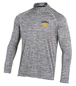 Under Armour® NCAA® Iowa Hawkeyes Men's Tech 1/4 Zip Pullover