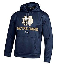 Under Armour® NCAA® Notre Dame Fighting Irish Men's Storm Fleece Hoodie
