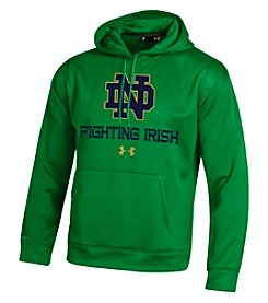 Under Armour® NCAA® Notre Dame Fighting Irish Men's Storm Fleece Hoodie