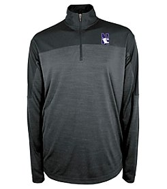 Champion® NCAA® Northwestern Wildcats Men's Zone Blitz 1/4 Zip Shirt