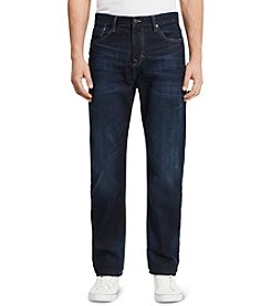 Calvin Klein Jeans® Men's Deep Water Relaxed Straight Jeans