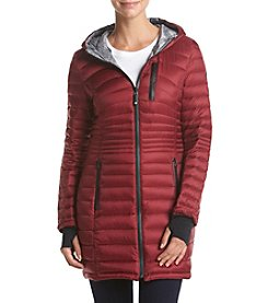 HFX Halifax Petites' Hooded Packable Jacket