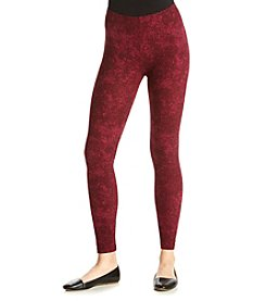 Pink Rose® Enzyme Wash Leggings