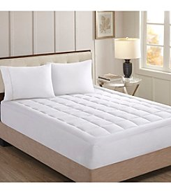 Sleep Philosophy Stanton Luxury Collection 1,000-Thread Count Cotton Mattress Pad