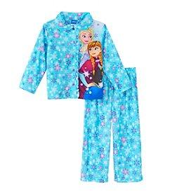 Disney® Girls' 2T-4T 2-Piece Northern Lights Pajama Set