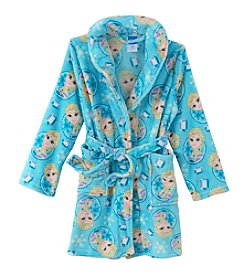 Disney® Girls' 4-10 Elsa Is Cute Robe