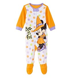 Disney® Baby Girls' Boo-Tiful Minnie Mouse® Sleeper
