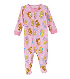 Disney® Princess Baby Girls' Allover Princesses Sleeper