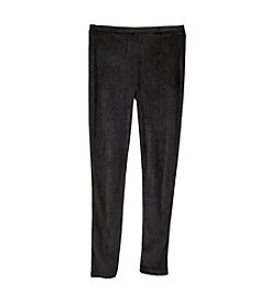 Jessica Simpson Girls' 7-16 Solid Velveteen Pants