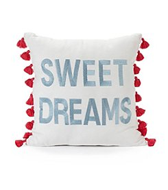 Jessica Simpson Sweet Dreams Decorative Pillow