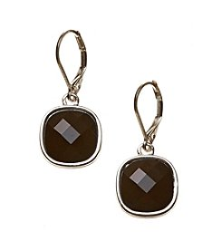 Napier® Leverback Drop Earrings