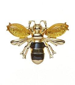 Napier Boxed Bumblebee Pin