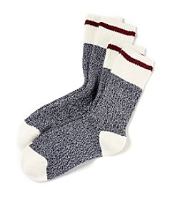 Fuzzy Babba® Marled Crew Socks