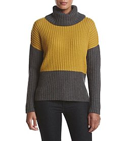 Jones New York® Color Block Turtleneck