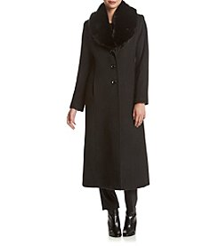 Forecaster Long Peacoat