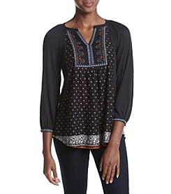 Vintage America Blues™ Palm Desert Border Top