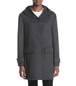 Jones New York® Boiled Wool Coat