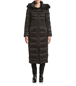 Forecaster Sateen Finish Maxi Down Jacket