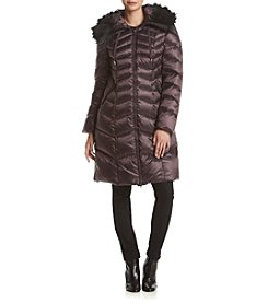 T Tahari Emma Down Coat