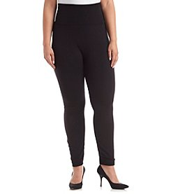 One 5 One® Plus Size Seamless Leggings