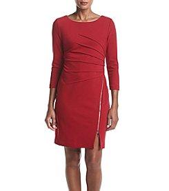 Ivanka Trump® Sheath Dress With Zipper