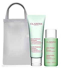Clarins Cleansing Duo For Oily To Combination Skin