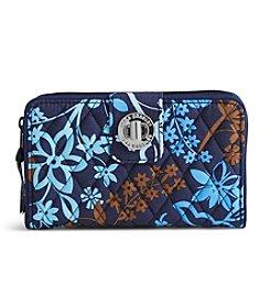 Vera Bradley® Turnlock Wallet