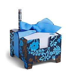 Vera Bradley® Note Cube & Mini Pen