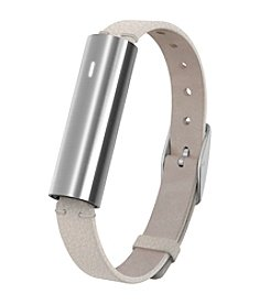 Misfit Ray™ Stainless Steel Leather Strap Sport Band