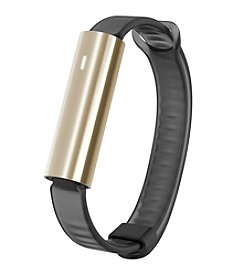 Misfit Ray™ Goldtone With Black Sport Band Fitness Tracker