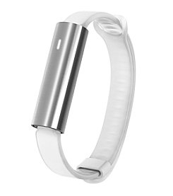 Misfit Ray™ Stainless Steel White Sport Band