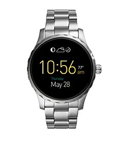 Fossil® Q Marshal Touchscreen With Link Bracelet Smart Watch