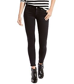 Levi's® Soft Black Skinny Jeans