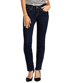 Levi's® Cast Shadows 714 Straight Leg Jeans