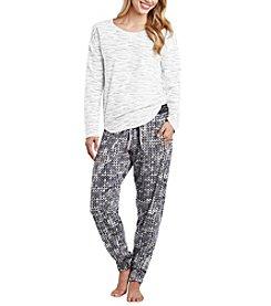 Cuddl Duds® Fleece Pajama Set