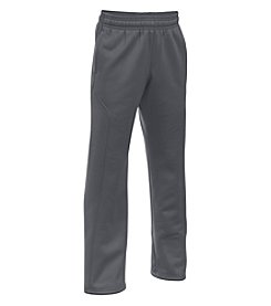 Under Armour® Boys' 8-20 Fleece Big Logo Pants
