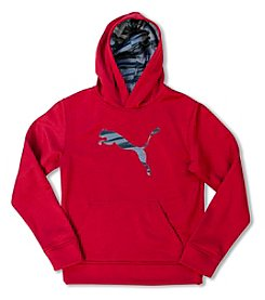 PUMA® Boys' 8-20 Big Cat Tech Fleece Hoodie